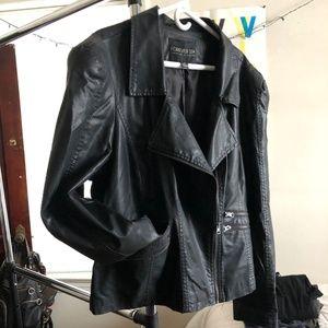 e629f7fb483 Women s Plus Size Real Leather Jackets on Poshmark
